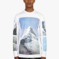 Hood by Air Men's Paramount Long-Sleeved T-Shirt