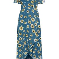 **Floral Maxi Dress by Glamorous - Dresses - Clothing