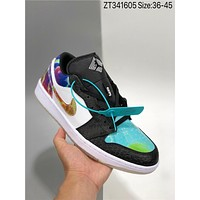 Nike Air Jordan AJ1 cheap fashion Mens and womens sports shoes