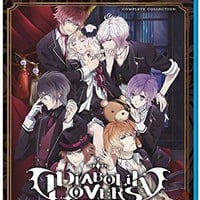 Blake Shepard & Janice Williams - Diabolik Lovers: Complete Collection