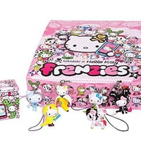 Tokidoki X Hello Kitty Frenzies Figure