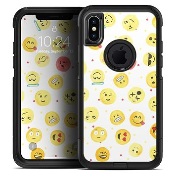The All Over Emoji Pattern - Skin Kit for the iPhone OtterBox Cases