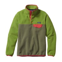 Patagonia Women's Lightweight Synchilla® Snap-T® Pullover | Spanish Moss