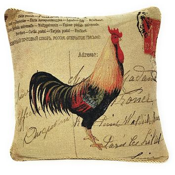 Tache Postmarked With Love Throw Pillow Cushion Cover (CC-15051)