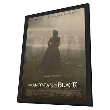The Woman in Black 27x40 Framed Movie Poster (2012)