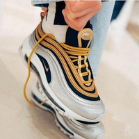 NIKE Air Max 97 Bullet running shoes
