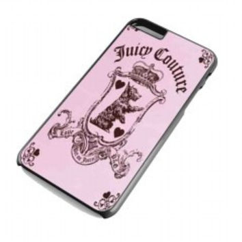 Juicy Couture Logo for iphone 6 plus case