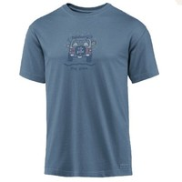 Mens Dog Gone Offroad Crusher Tee