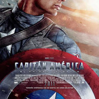 Captain America: The First Avenger (Columbian) 11x17 Movie Poster (2011)