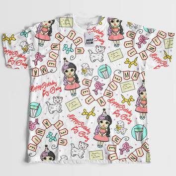 Mel All Over Tee