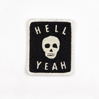 Glamour Kills - Mini Hell Yeah Patch