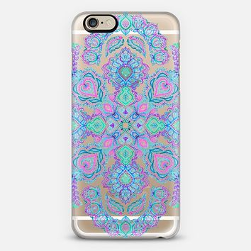 Boho Intense in Pink & Purple iPhone 6 case by Micklyn Le Feuvre | Casetify