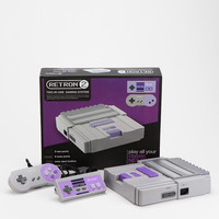 Two-In-One NES/SNES Gaming System