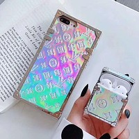 Perfect Louis Vuitton LV iPhone Phone Cover Case For iphone 7 7plus 8 8plus X XR XS MAX 11 Pro Max 12 Mini 12 Pro Max