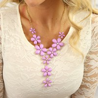 Scent of Lilacs Necklace