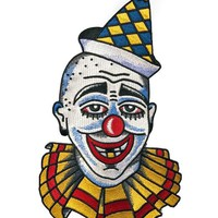 Piew Choquette Clown Large Back Patch (Limited Edition)