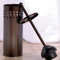 Toilet Plunger-Oil Rubbed Bronze by GetSet2Save