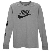 Nike Graphic Long Sleeve T-Shirt - Men's at Footaction