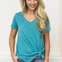 Sea Foam Shirt Tunic