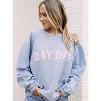 Corded Day Off Sweatshirt