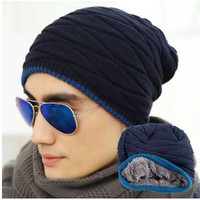 Spring Winter Knitted Beanie