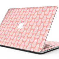 Tropical Summer Pineapple v2 - MacBook Pro with Retina Display Full-Coverage Skin Kit
