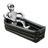 Inflatable Coffin Cooler - Spirithalloween.com