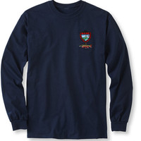 Men's MIFW Tee, Long-Sleeve Brook Trout | Free Shipping at L.L.Bean