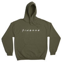 FINESSE HOODIE