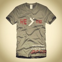 John 3:30 He must increase, but I must decrease. CROSSSTITCHAPPAREL.COM - crossstitchapparel @ Instagram Web Interface - 5th village