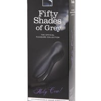 Fifty Shades Of Grey Holy Cow Rechargeable Wand