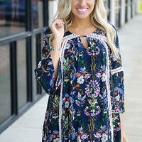 Share My Love Floral Dress