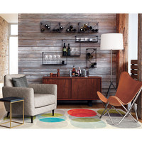 parlour tweed chair in all new | CB2