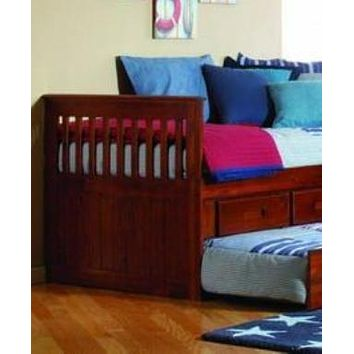Brayden Captains Bed with Six Storage Drawers