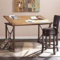 Knightley Tilt-Top Drafting Table
