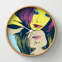 Limelight Wall Clock by Gigglebox