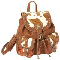 Casual OutfittersTM Western-Style Backpack/Purse