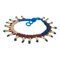 Guatemalan Beaded Anklet on Sale for $6.99 at HippieShop.com