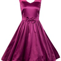 Lindy Bop Women's 'Luisa' Vintage 1950's Style Flared Cocktail Dress
