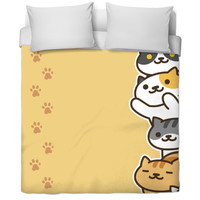 Cats Bed Sheets