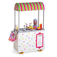 American Girl® Furniture: Campus Snack Cart
