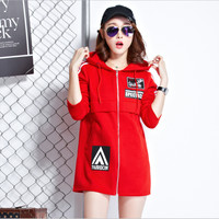 Fashion Casual Long Sleeve Hoodie Sweatshirt