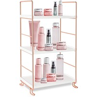 Muagroo 3-Tier Bathroom Countertop Organizer,