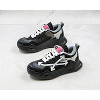 OW c/o ODSY-1000 Sneakers Black/White Size 36-45