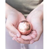 Copper Healing Sphere