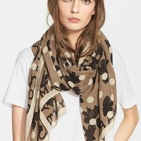 Women's MARC BY MARC JACOBS 'Dotty Flora' Scarf