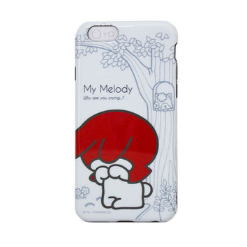 My Melody Crying Soft iPhone 6 Case