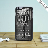 one direction rock me niall horan iPhone 6 Plus iPhone 6 Case