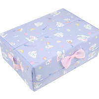 Cinnamoroll Lingerie Storage Box: Sleepy Clouds