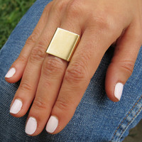 Fashion Simple Punk Style Rings Tail Ring Gift-233
